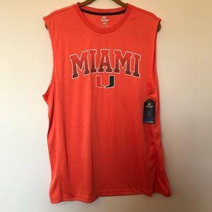 BNWT Miami Sleeveless Shirt